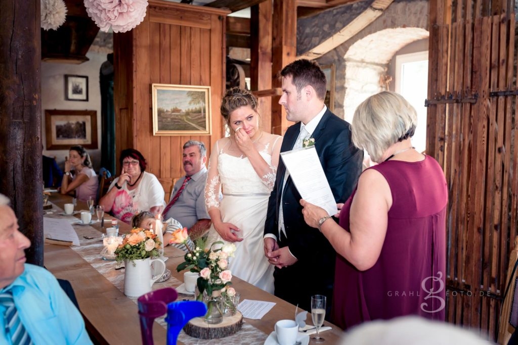 Biker-Hochzeit mit Cordula Maria Grahl