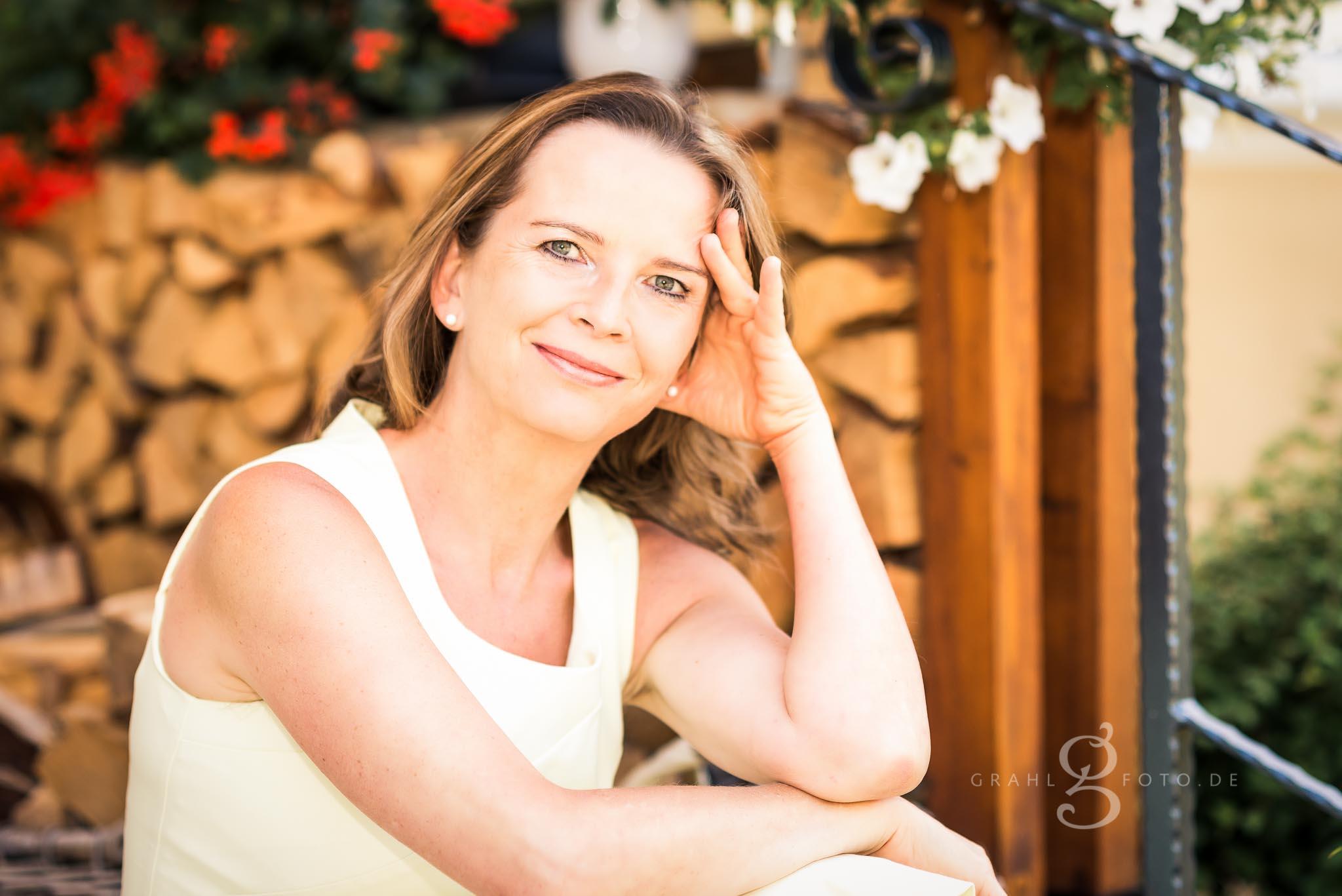 Balance Naturkosmetik Gesundheitspraxis Simone Schicht Portrait