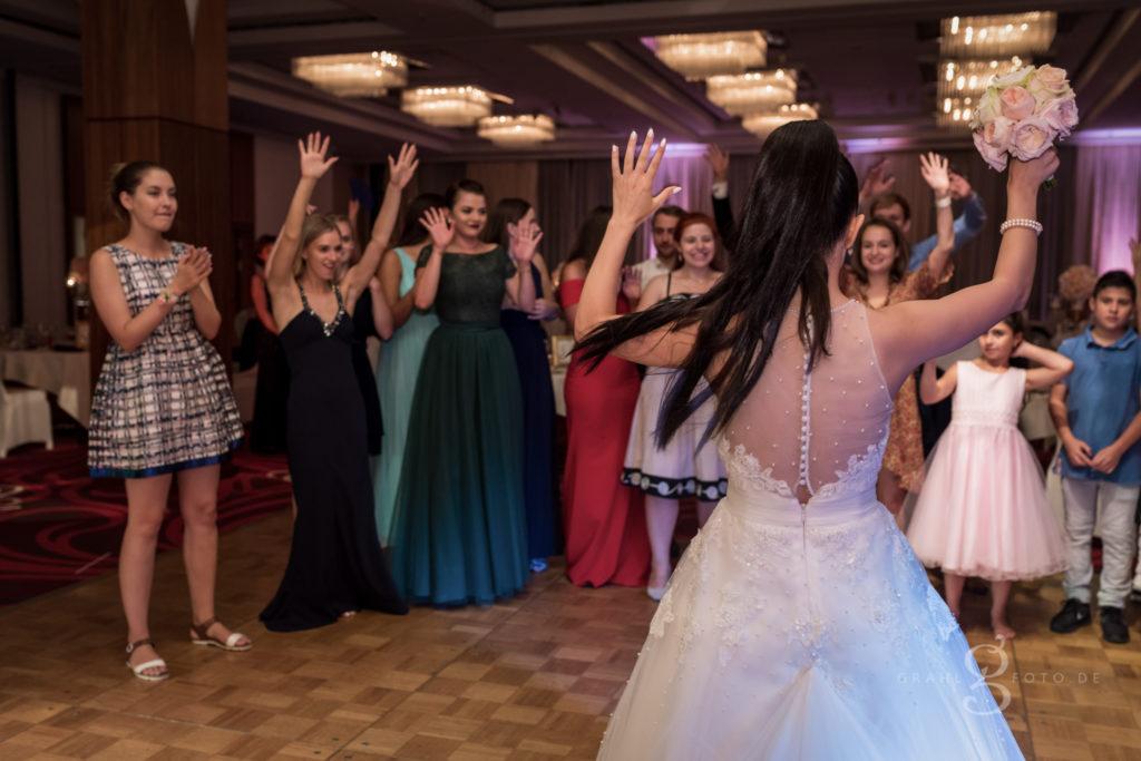 Hochzeitsfeier Party Dresden mit Cordula Maria Grahl