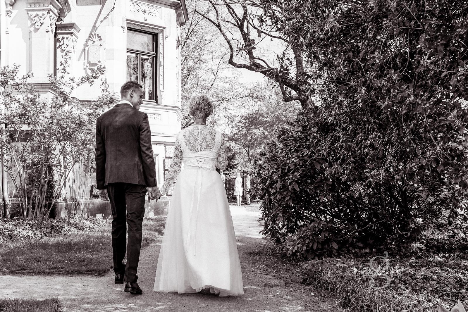 Grahlfoto Cordula Maria Grahl Hochzeit Schwarz-Weiß-Fotografie