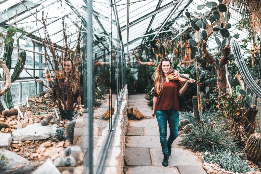 grahlfoto Portraitshooting Botanischer Garten Dresden