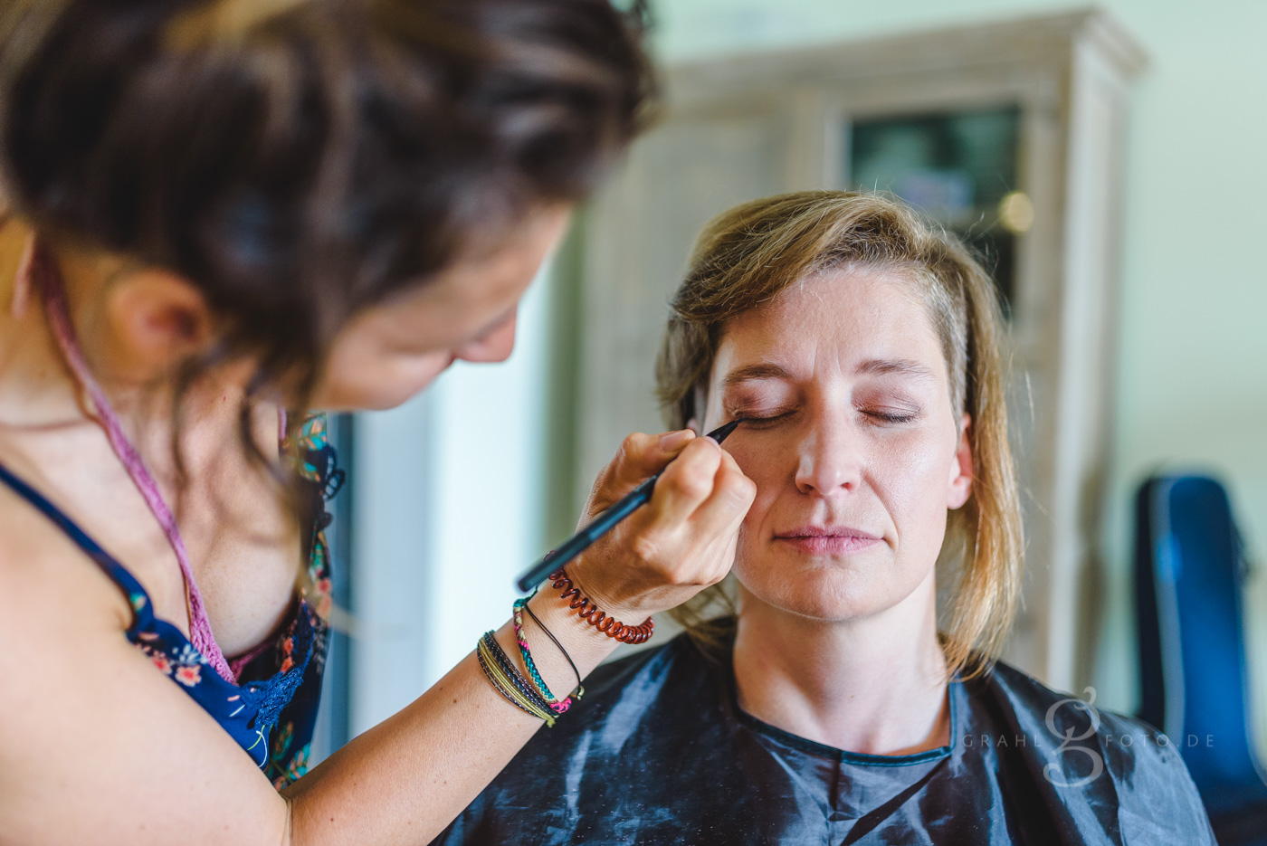 Visagist SusannArt MakeUp für Businessportraits