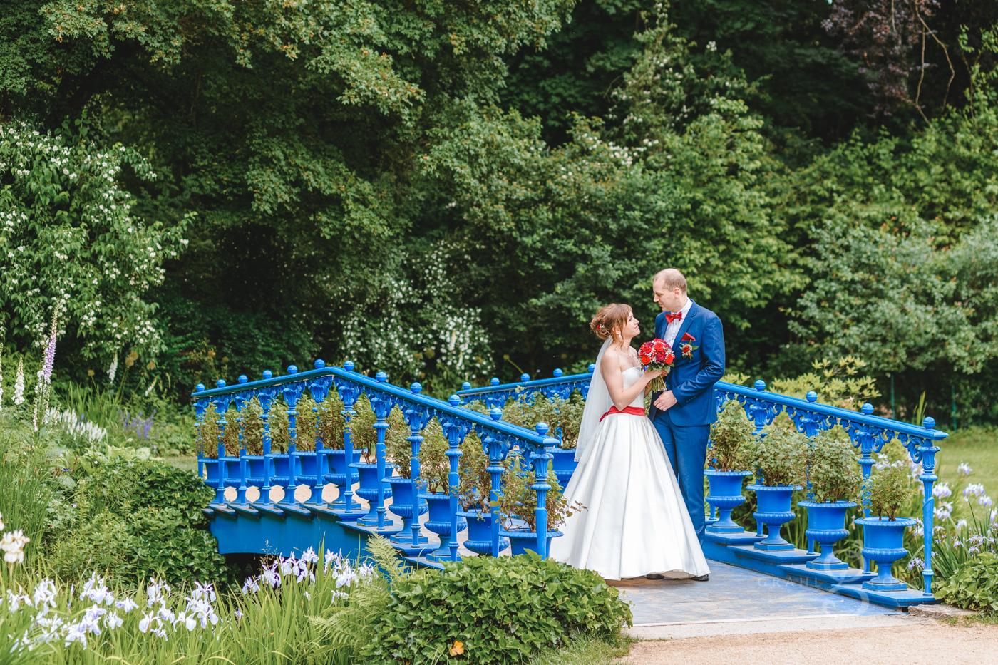 Hochzeit in Bad Muskau